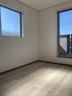 【洋室】新座市東1丁目 新築戸建て