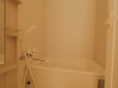 【浴室】ルミナス城見