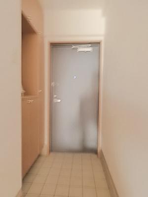 【玄関】ルミナス城見