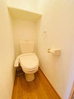 【トイレ】OMレジデンス上飯田