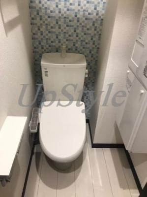 【トイレ】ラ・フォート五反野