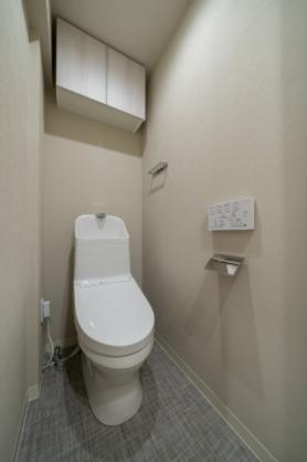 【トイレ】菱和パレス銀座八丁目