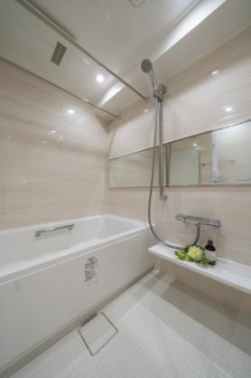 【浴室】菱和パレス銀座八丁目