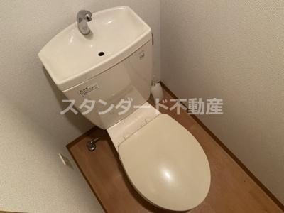【トイレ】エスリード南森町駅前