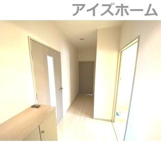 【玄関】メゾンT&T