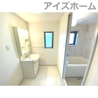 【洗面所】メゾンT&T
