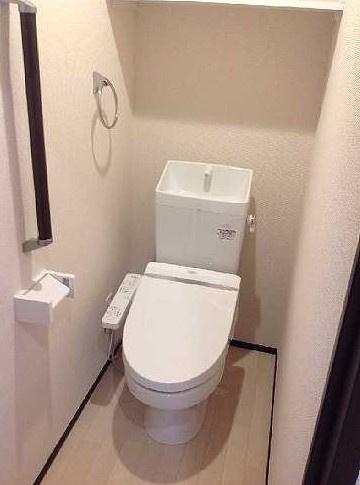 【トイレ】メトロノーム坂下
