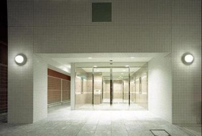 【エントランス】銀座レジデンス参番館