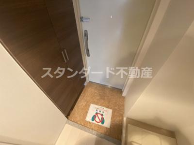 【玄関】Luxe天神橋