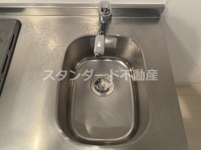 【キッチン】Luxe天神橋