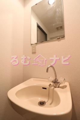 【洗面所】エステート・モア・大池通り