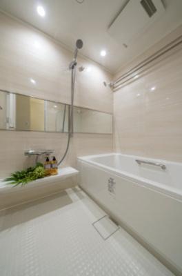 【浴室】パークタワーグランスカイ