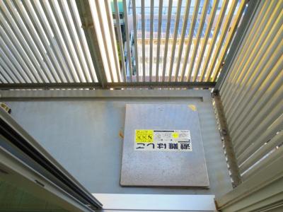 【バルコニー】Refuge Haruru Tower