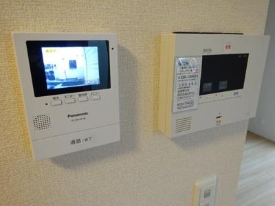 【セキュリティ】D-room三鷹Ⅲ