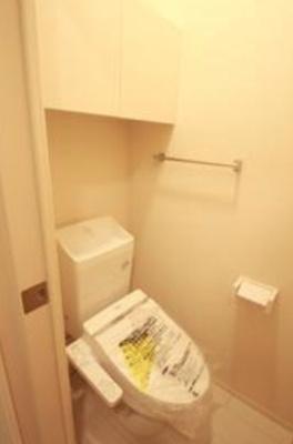 【トイレ】D-room三鷹Ⅲ