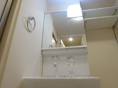 【独立洗面台】D-room三鷹Ⅲ