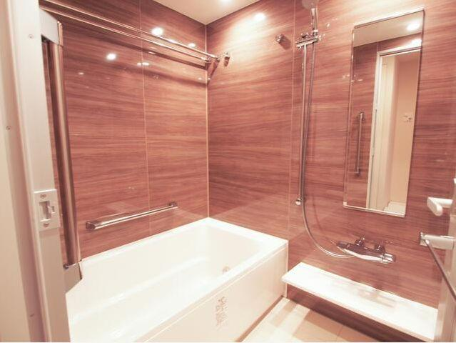 【浴室】グレーシアタワー三鷹