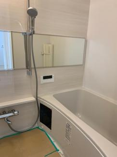 【浴室】グリーンパーク蕨