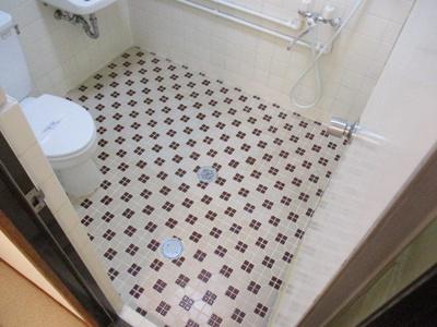 【浴室】ガーデンハイツB棟