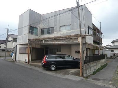 【外観】宇都宮市末広1丁目 5DK 中古住宅