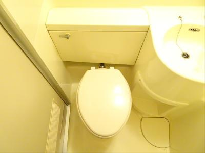 【トイレ】山晴第二ビル