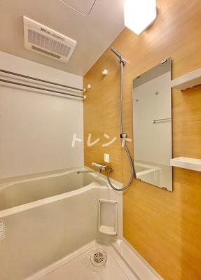【浴室】プラウドフラット代々木八幡【PROUDFLATYOYOGIHACHIMAN】