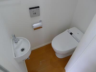 【トイレ】ホワイトフィールド西小山