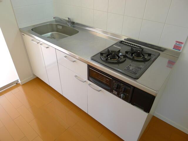 【キッチン】ホワイトフィールド西小山