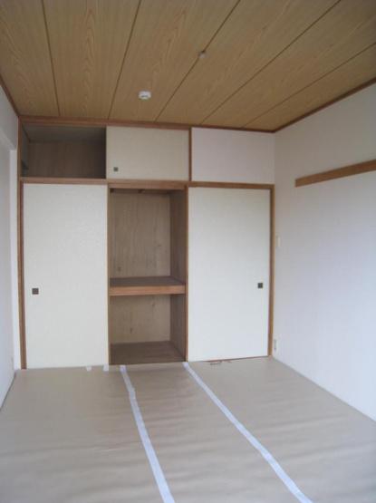 【寝室】エスト・メール東大井