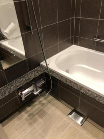 【浴室】パークコート浜離宮ザタワー