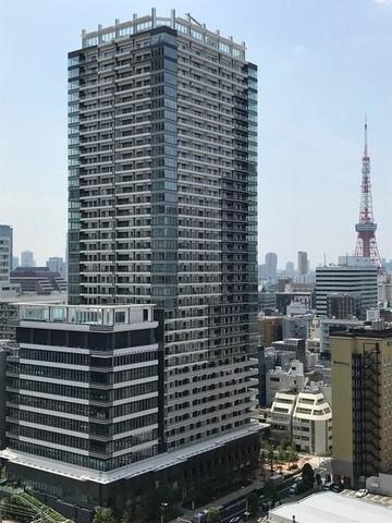 【外観】パークコート浜離宮ザタワー