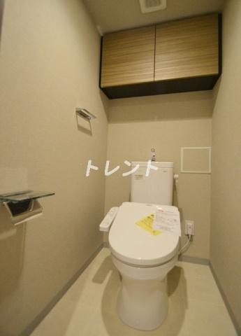 【トイレ】ラミアカーサ東中野
