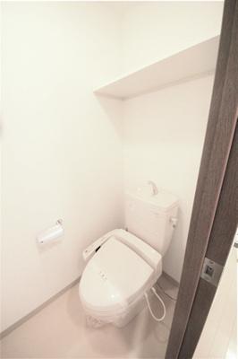 【トイレ】ビオトープ靱本町
