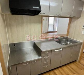 【キッチン】ピィアセレ高宮