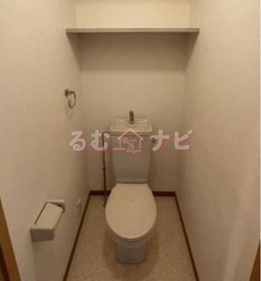【トイレ】ピィアセレ高宮