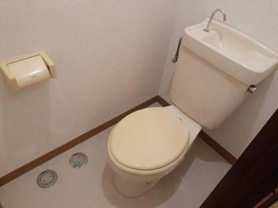 【トイレ】ヴィレッジ深井