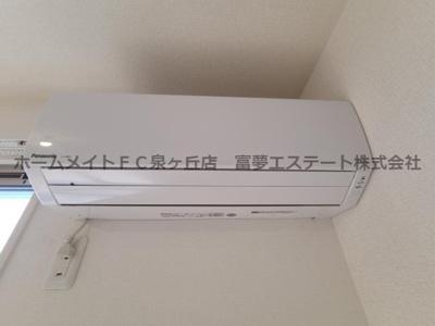 【設備】ウィステリアプレイス