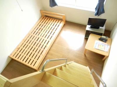 家具家電つきのお部屋