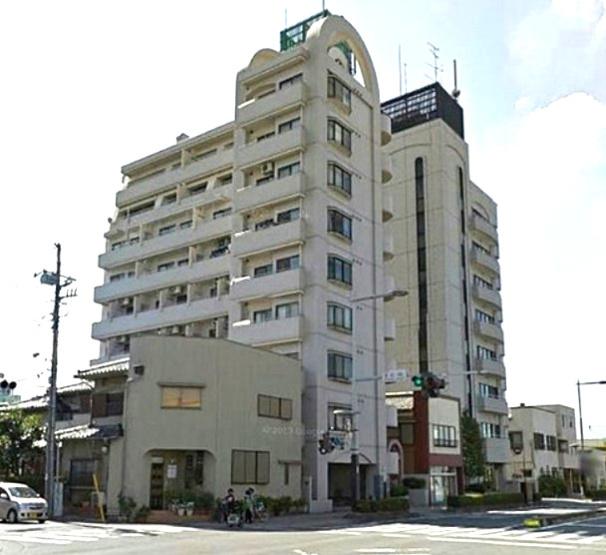 「キャッスルマンション熊谷」9階建マンション~秩父鉄道「上熊谷」駅徒歩6分、JR高崎線「熊谷」駅徒歩11分、2路線2駅利用可