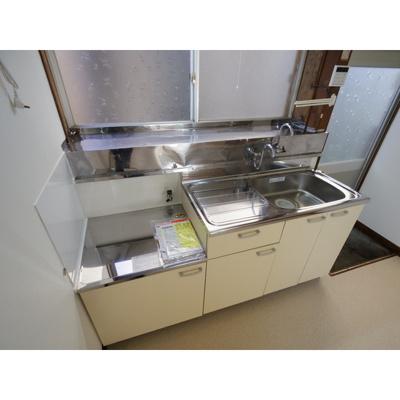 【キッチン】鑪戸建