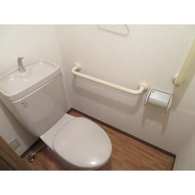 【トイレ】パルウッド両国