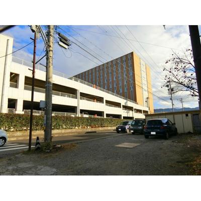 病院「長野県厚生農業協同組合連合会北信まで1705m」