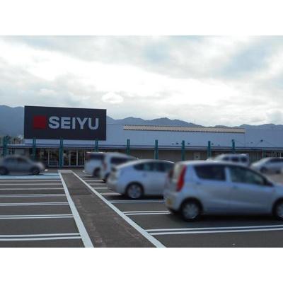 スーパー「西友中野駅前店まで2296m」