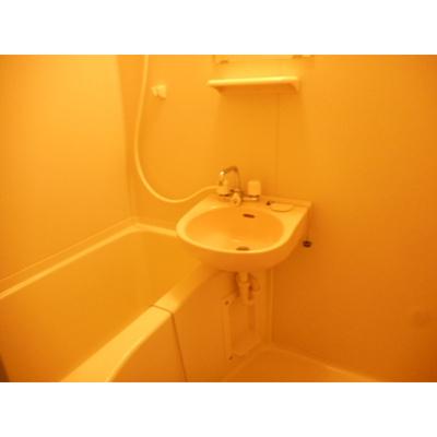 【浴室】レオパレスグリーンパーク