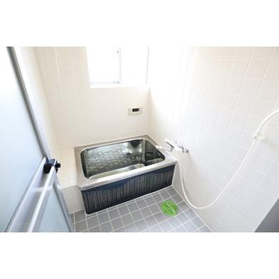 【浴室】青木貸家