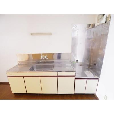 【キッチン】コーポ千曲川
