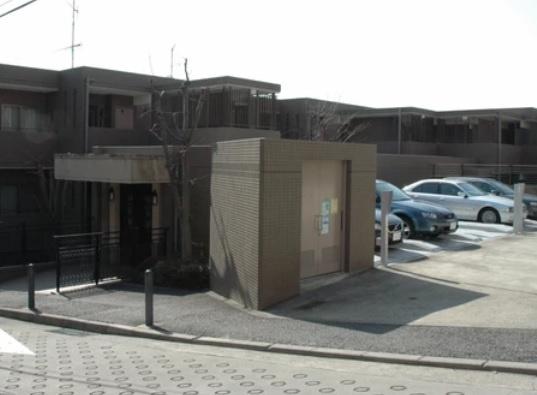 【駐車場】パークハイム日吉本町