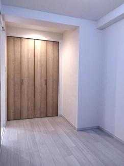 洋室です♪建具も新品です!素敵な室内をぜひ現地でご確認ください♪お気軽にネクストホープ不動産販売までお問い合わせを!!