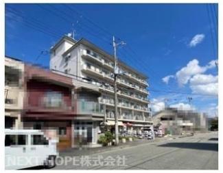 【グリーンコーポ武庫之荘】地上6階建 総戸数47戸 ご紹介のお部屋は4階部分です(^^)