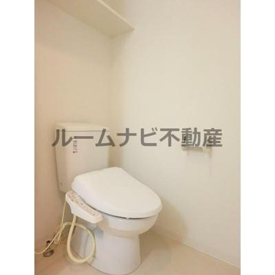 【トイレ】ディアレイシャス王子神谷